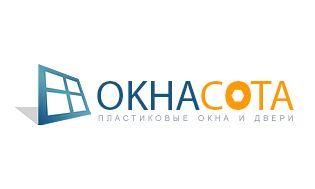 Логотип для ОКНАСОТА - дизайнер fop_kai