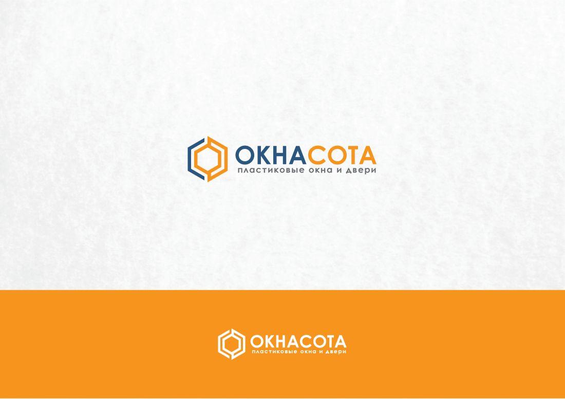 Логотип для ОКНАСОТА - дизайнер peps-65