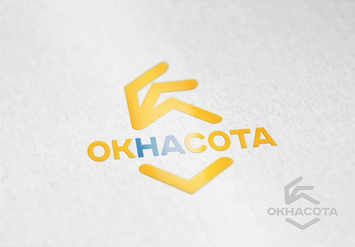 Логотип для ОКНАСОТА - дизайнер print2