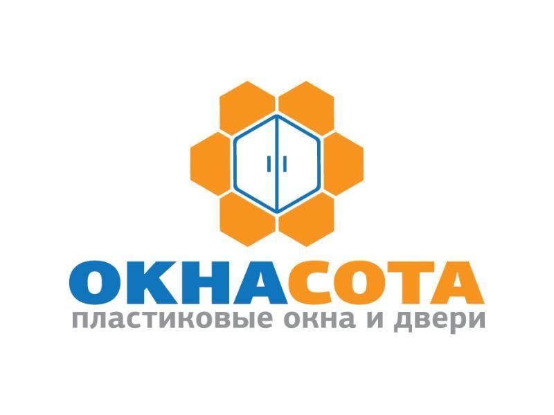 Логотип для ОКНАСОТА - дизайнер Ayolyan