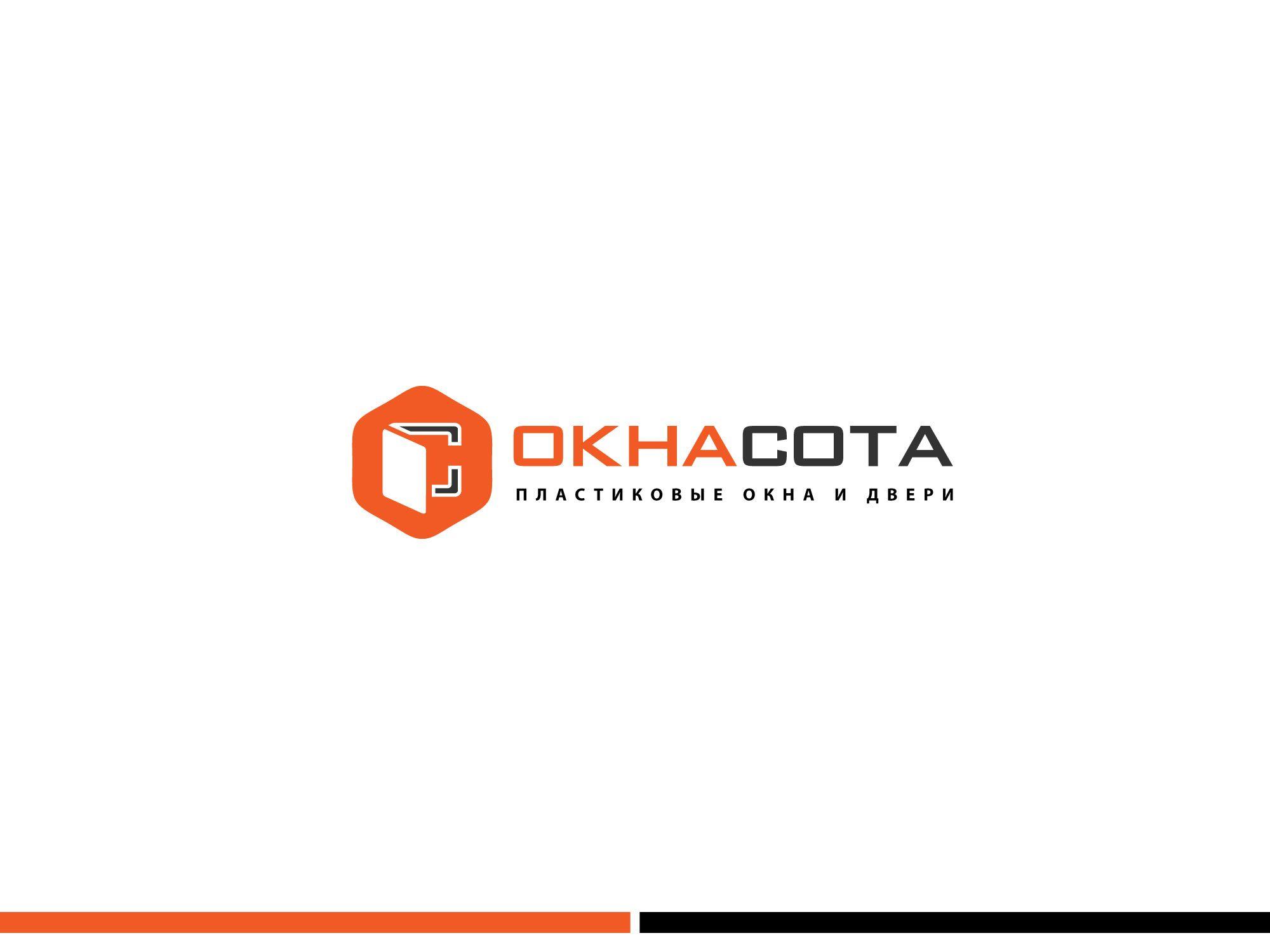 Логотип для ОКНАСОТА - дизайнер GreenRed