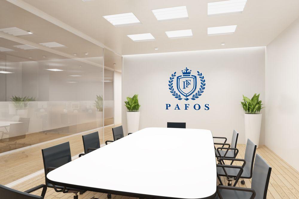 Логотип для PAFOS - дизайнер zozuca-a