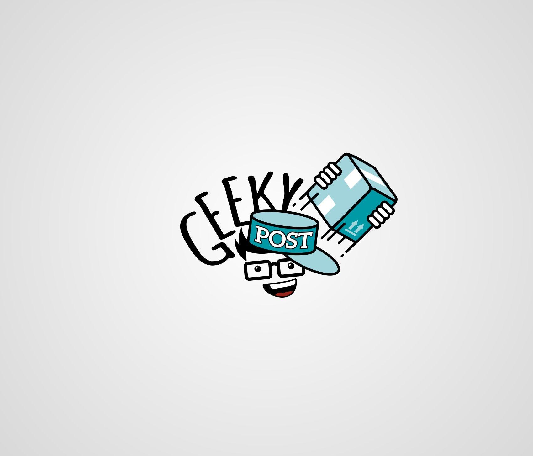 Логотип для Коробки для гиков и геймеров - дизайнер kras-sky