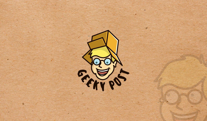 Логотип для Коробки для гиков и геймеров - дизайнер BorushkovV