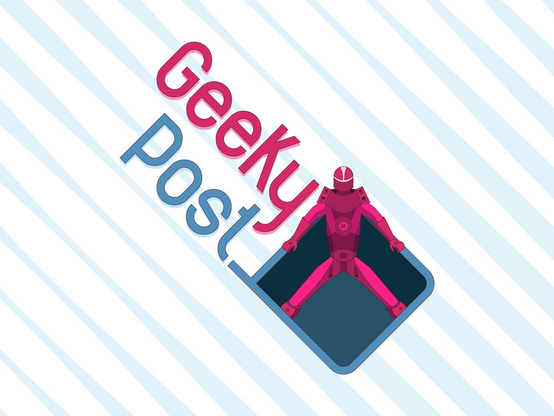Логотип для Коробки для гиков и геймеров - дизайнер Ziom