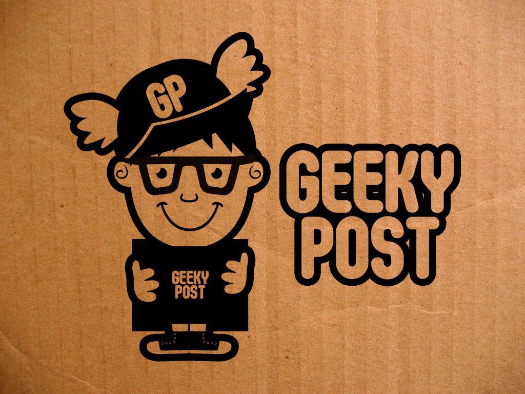 Логотип для Коробки для гиков и геймеров - дизайнер purple_abyss
