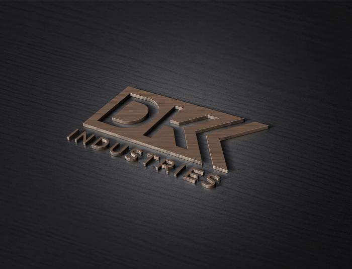 Логотип для DK industies - дизайнер nuttale