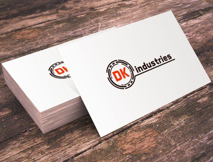 Логотип для DK industies - дизайнер SANITARLESA