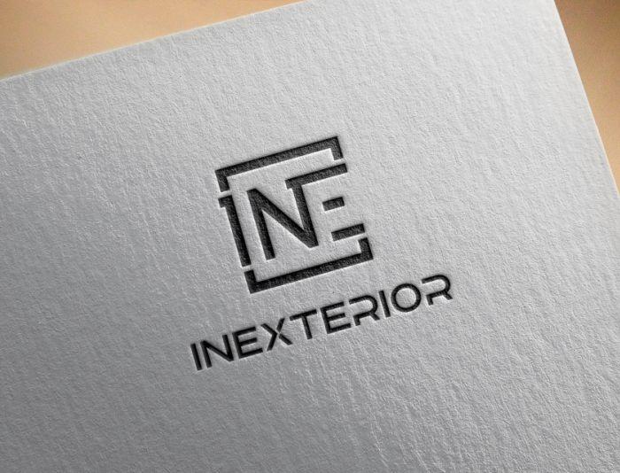 Логотип для inexterior by Solnyshkova или просто inexterior - дизайнер zozuca-a