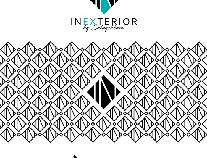 Логотип для inexterior by Solnyshkova или просто inexterior - дизайнер Sipuha