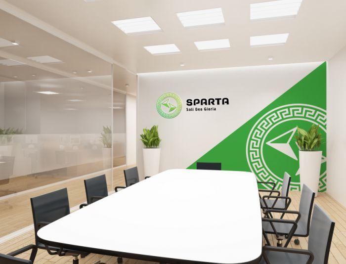 Логотип для SPARTA - дизайнер zozuca-a