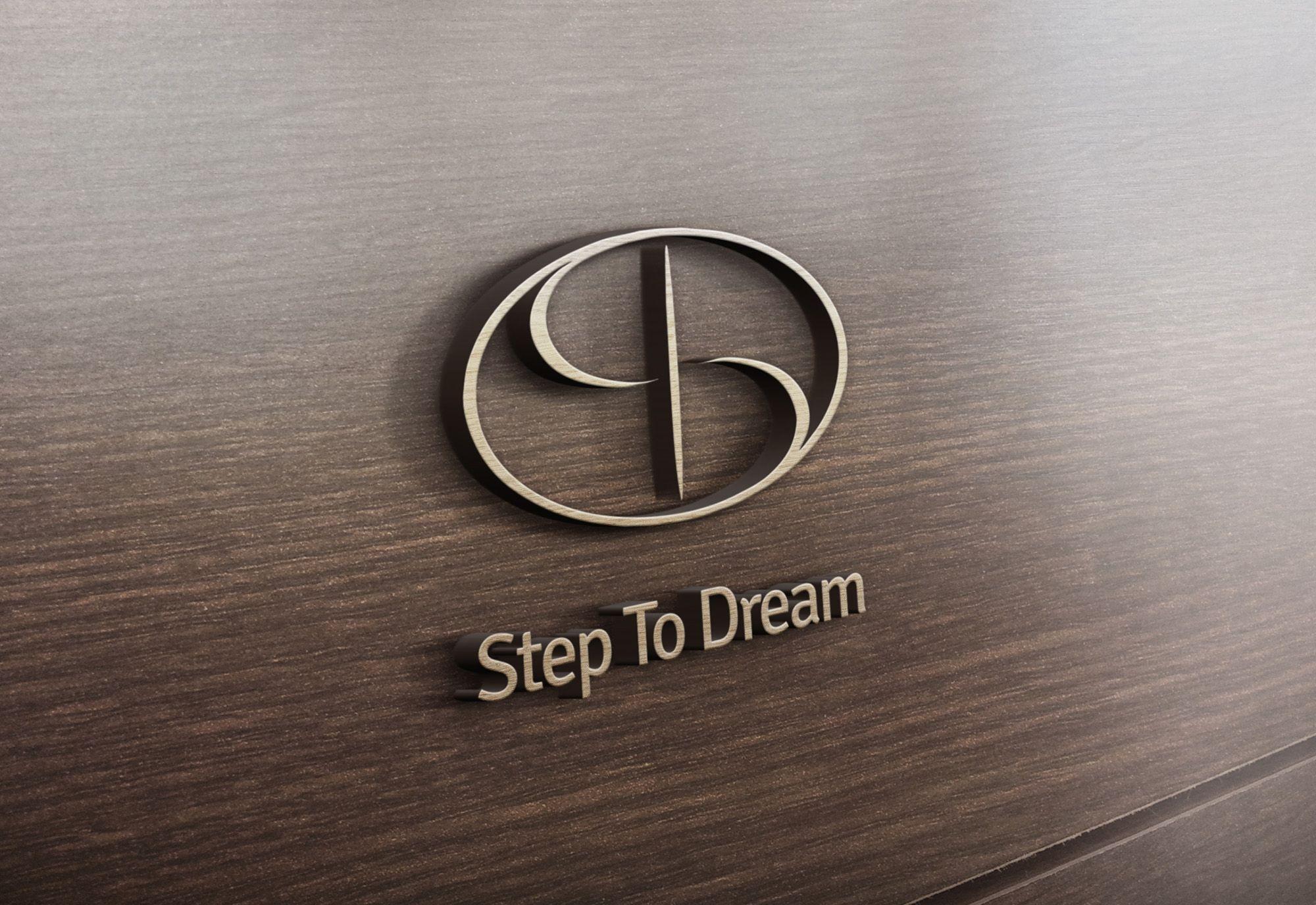 Логотип для StepToDream - дизайнер seanmik