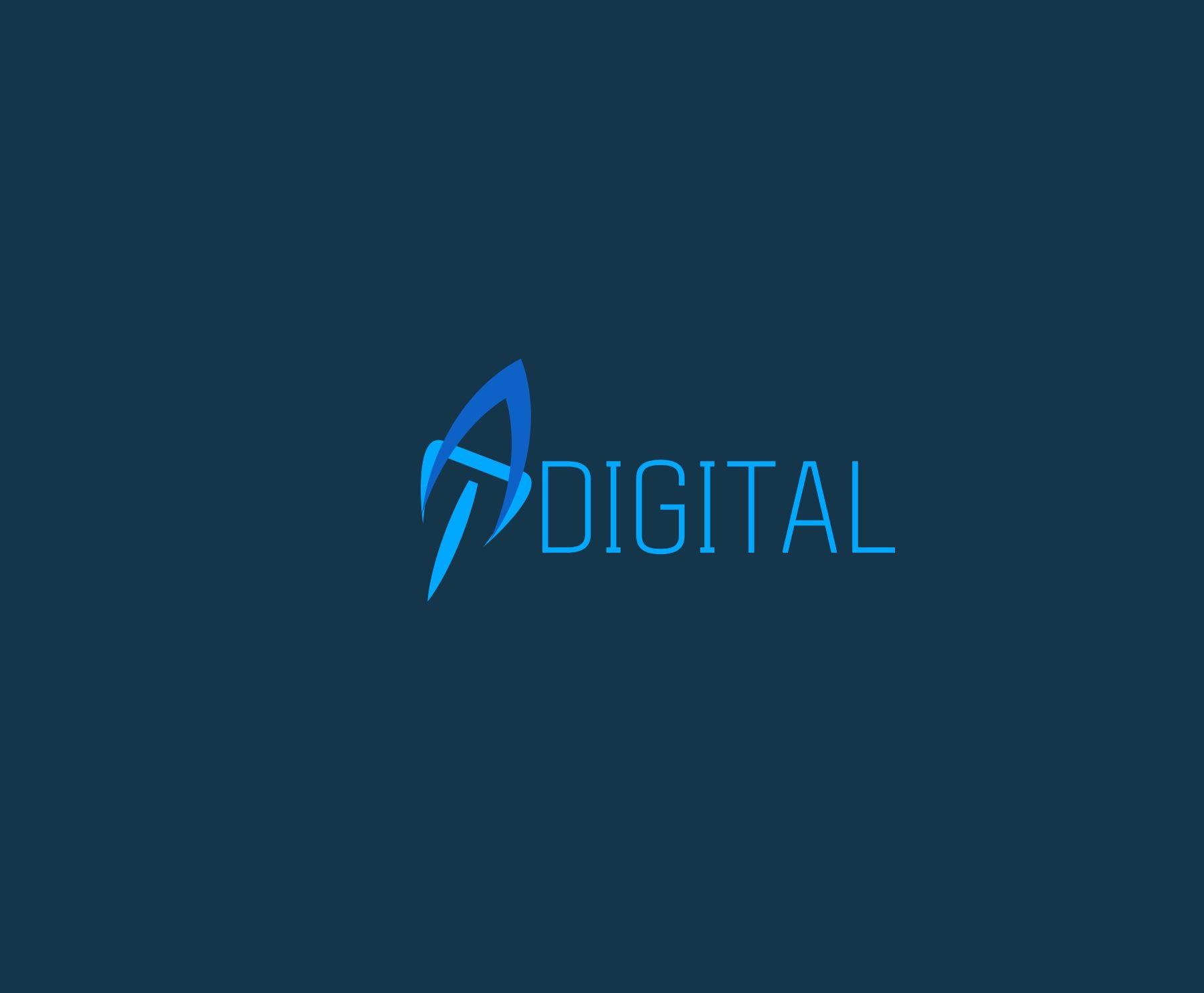 Логотип для ATDigital - дизайнер kras-sky