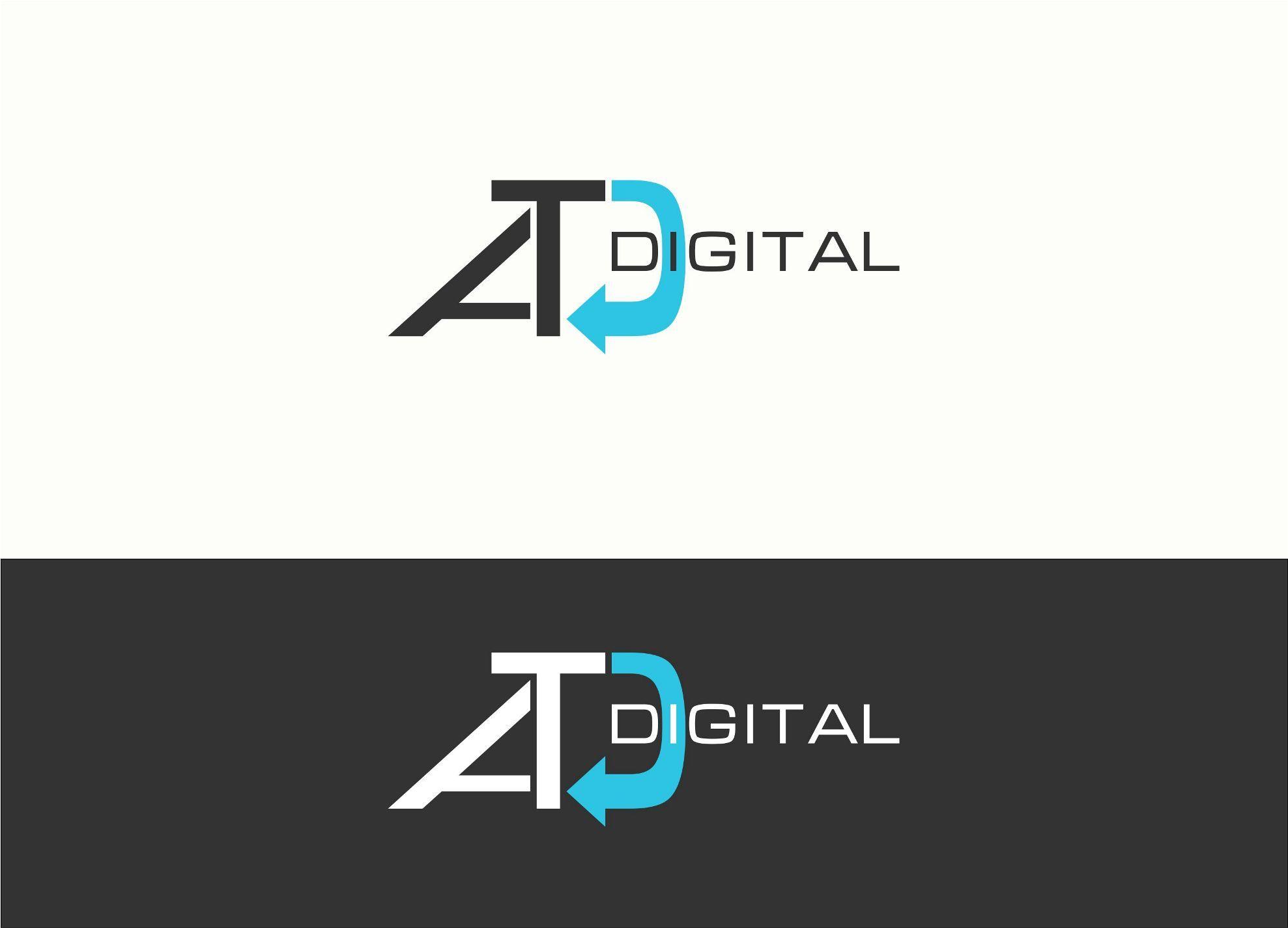 Логотип для ATDigital - дизайнер Gerr