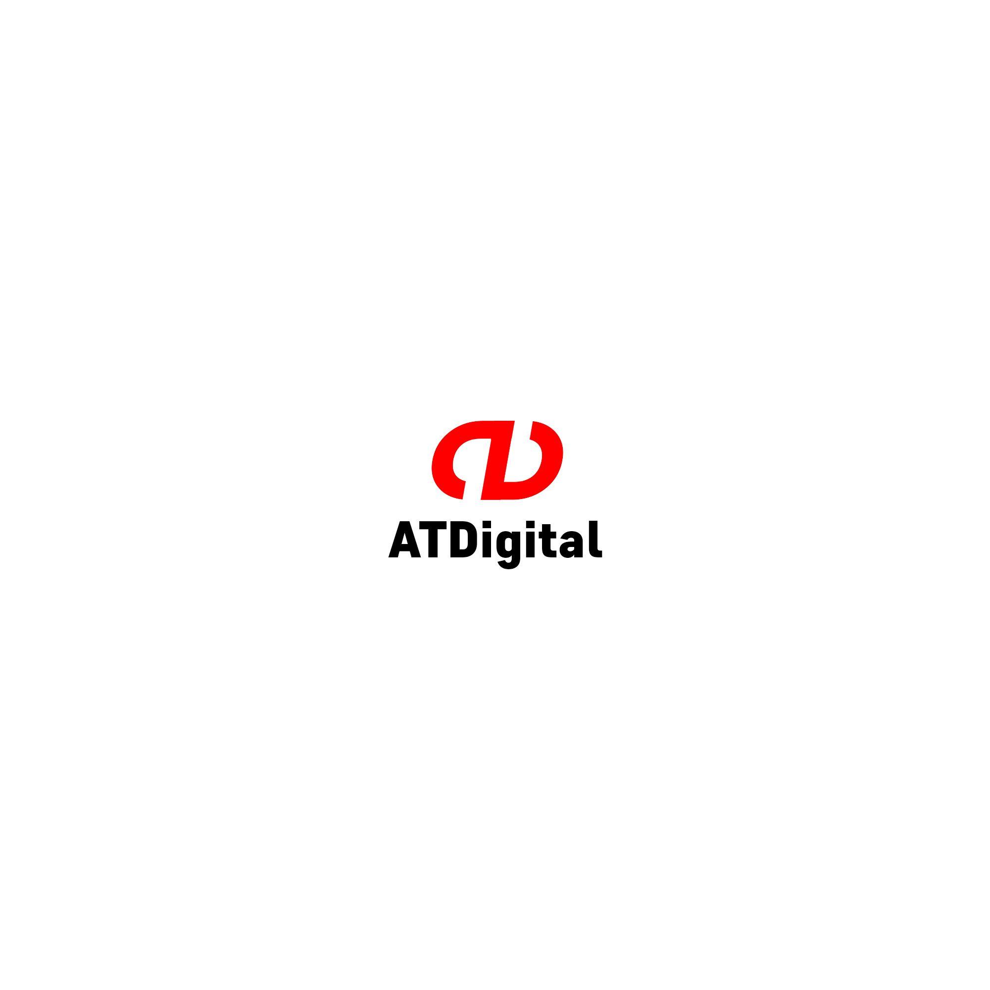 Логотип для ATDigital - дизайнер weste32
