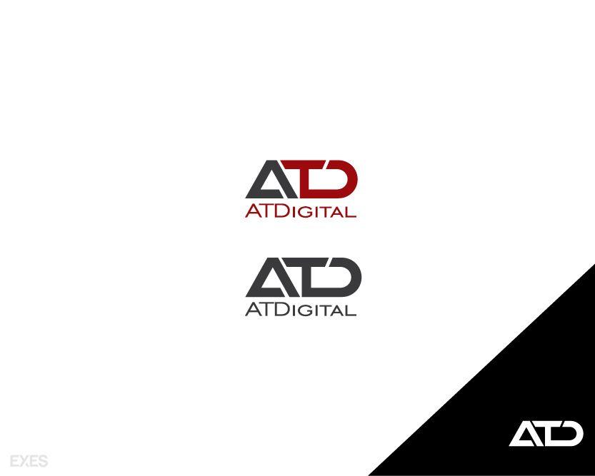 Логотип для ATDigital - дизайнер exes_19