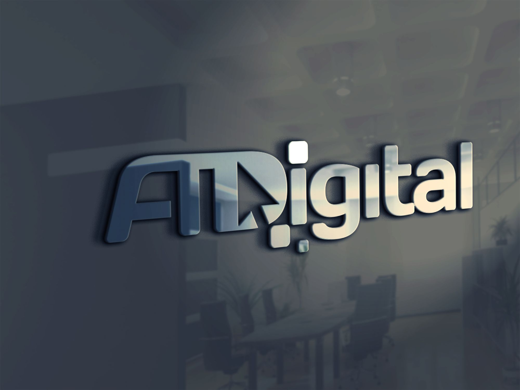 Логотип для ATDigital - дизайнер malito