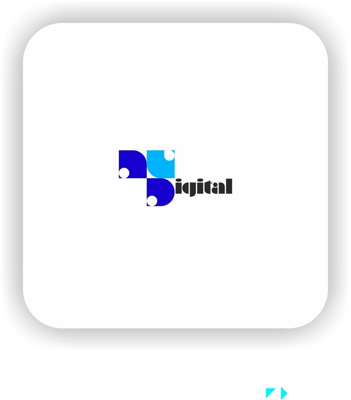 Логотип для ATDigital - дизайнер Nikus