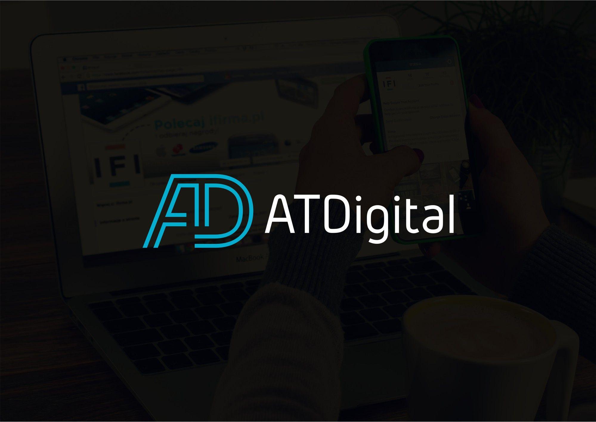 Логотип для ATDigital - дизайнер rowan
