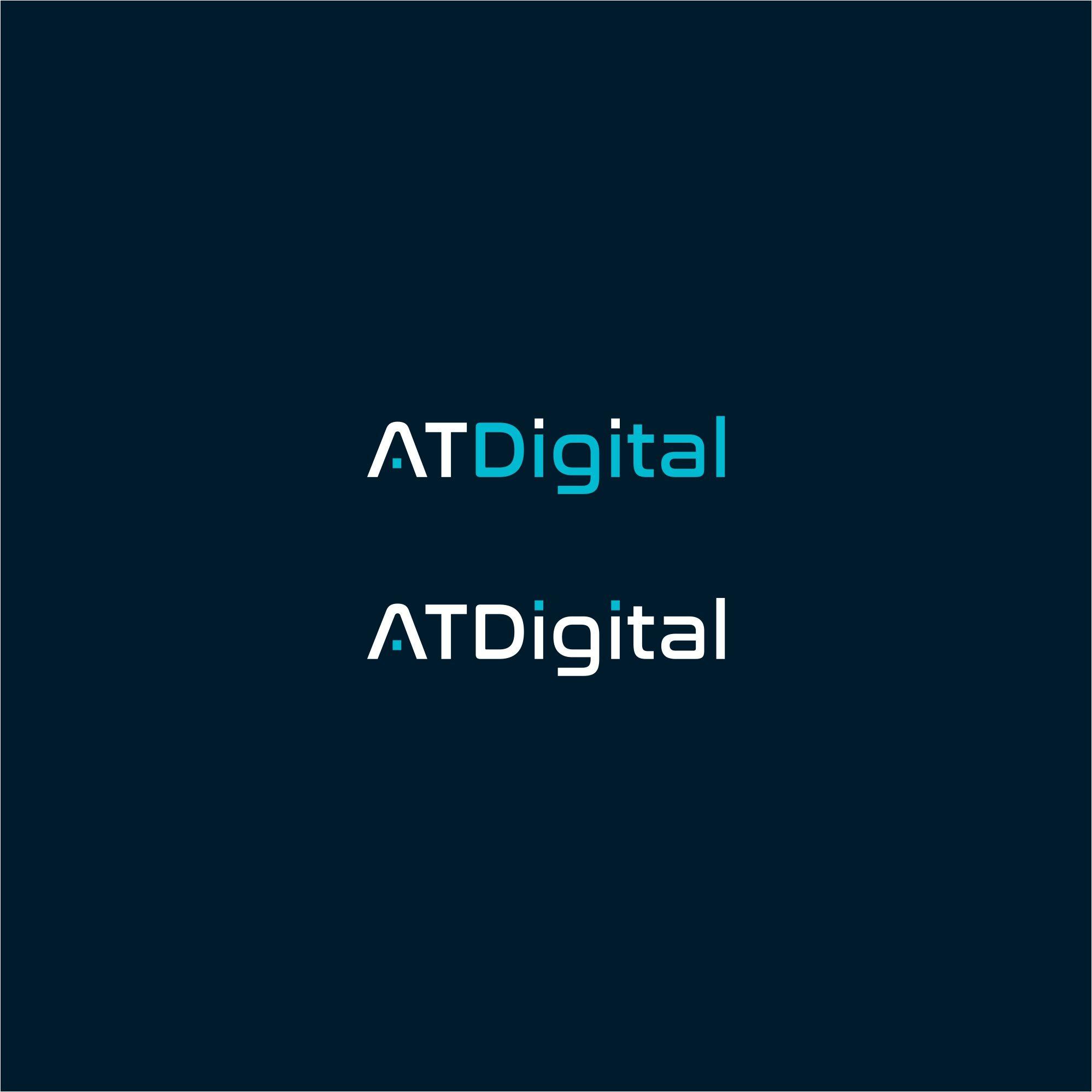 Логотип для ATDigital - дизайнер serz4868