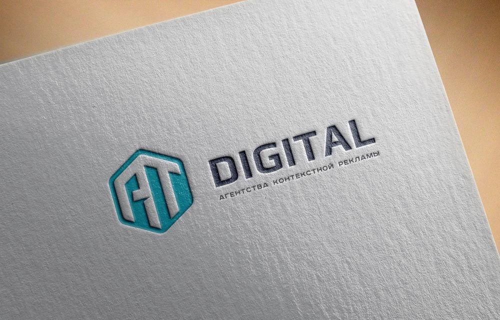 Логотип для ATDigital - дизайнер zozuca-a