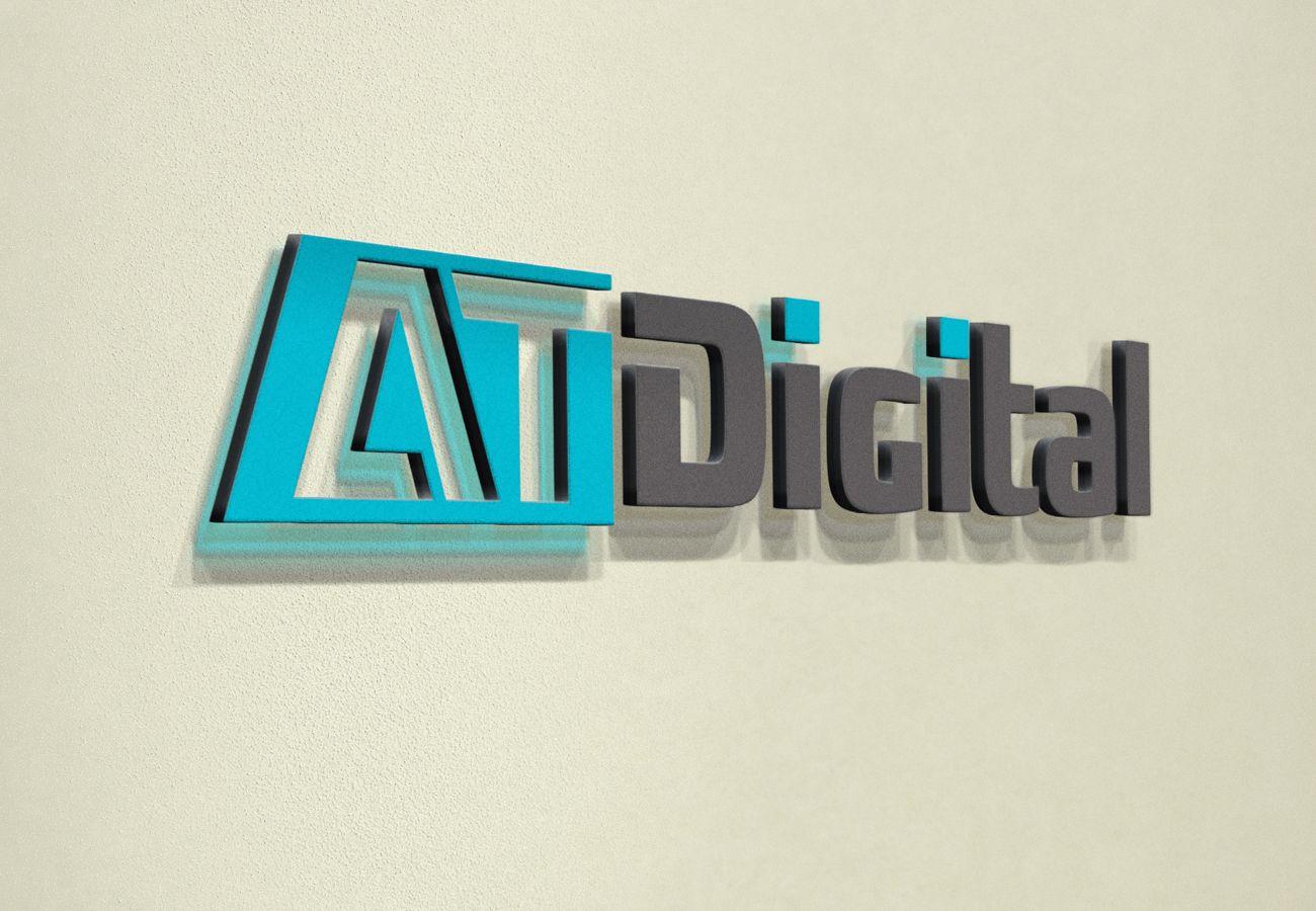 Логотип для ATDigital - дизайнер mz777