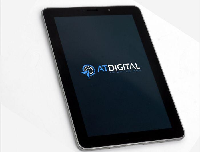 Логотип для ATDigital - дизайнер SobolevS21