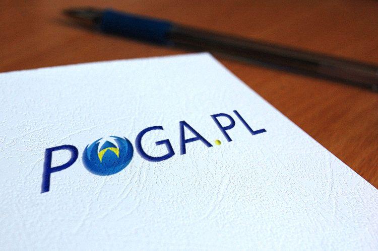 Логотип для POGA или POGA.pl - дизайнер OgaTa