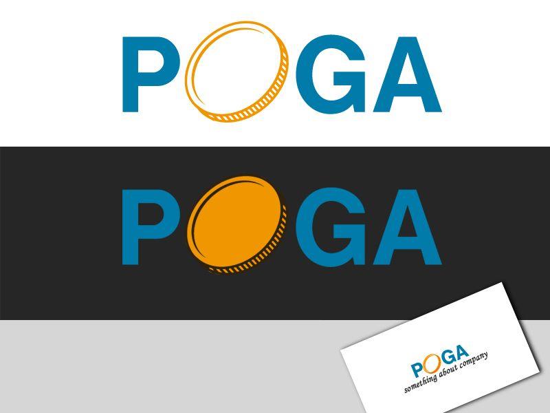 Логотип для POGA или POGA.pl - дизайнер ShuDen