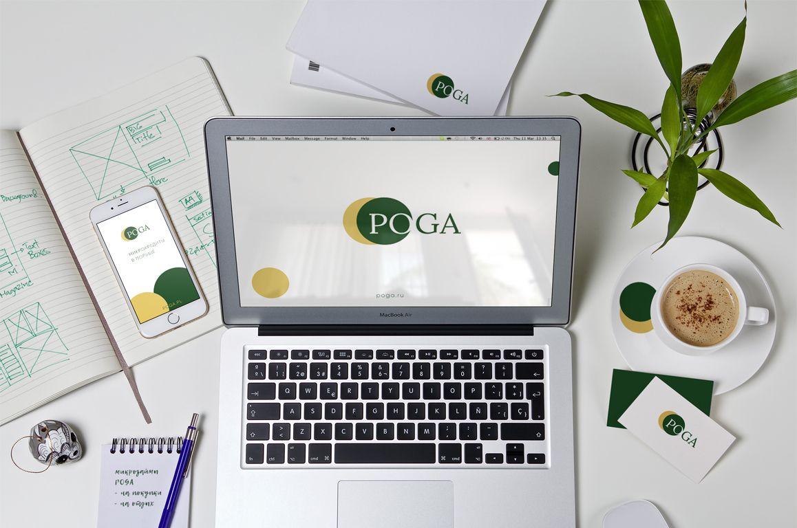 Логотип для POGA или POGA.pl - дизайнер MirnayA