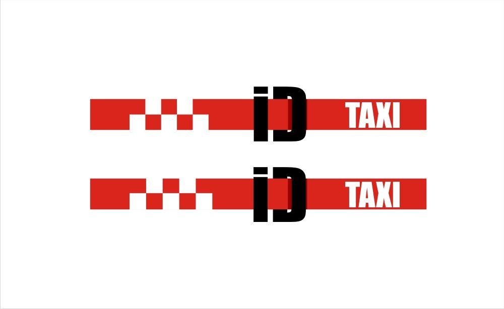 Лого и фирменный стиль для iD Такси - дизайнер pilotdsn