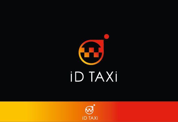 Лого и фирменный стиль для iD Такси - дизайнер GVV