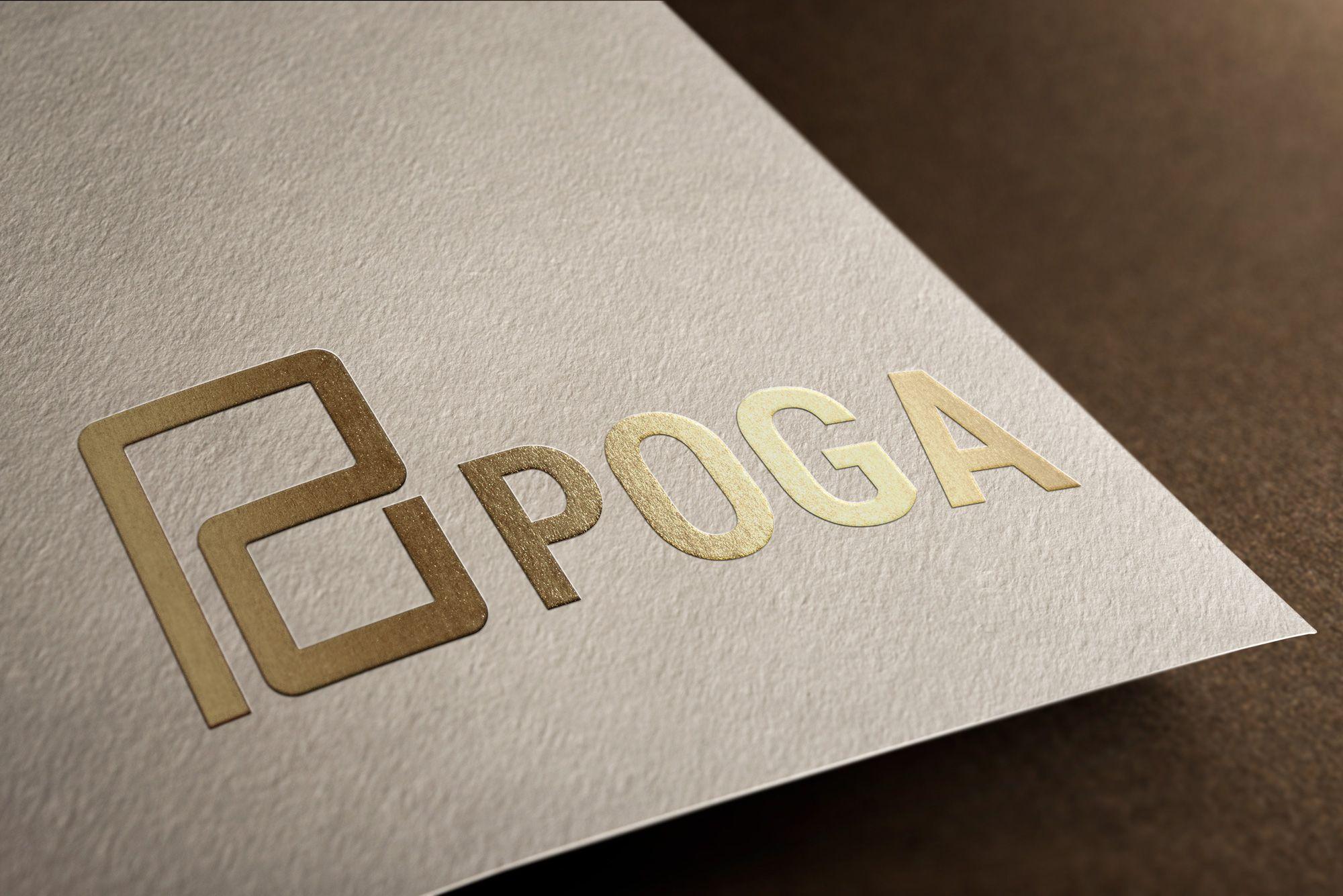Логотип для POGA или POGA.pl - дизайнер Agent16