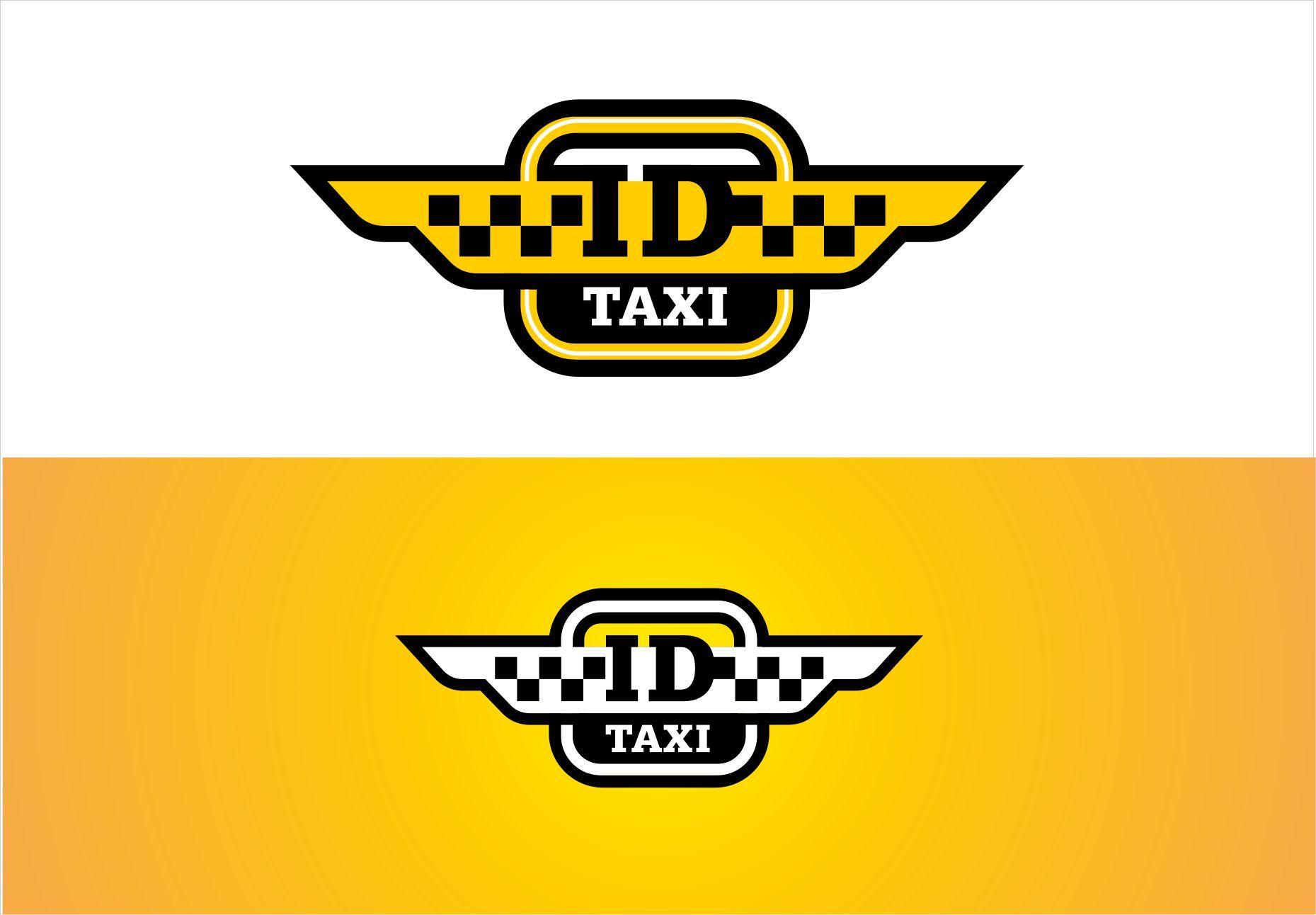 Лого и фирменный стиль для iD Такси - дизайнер PAPANIN