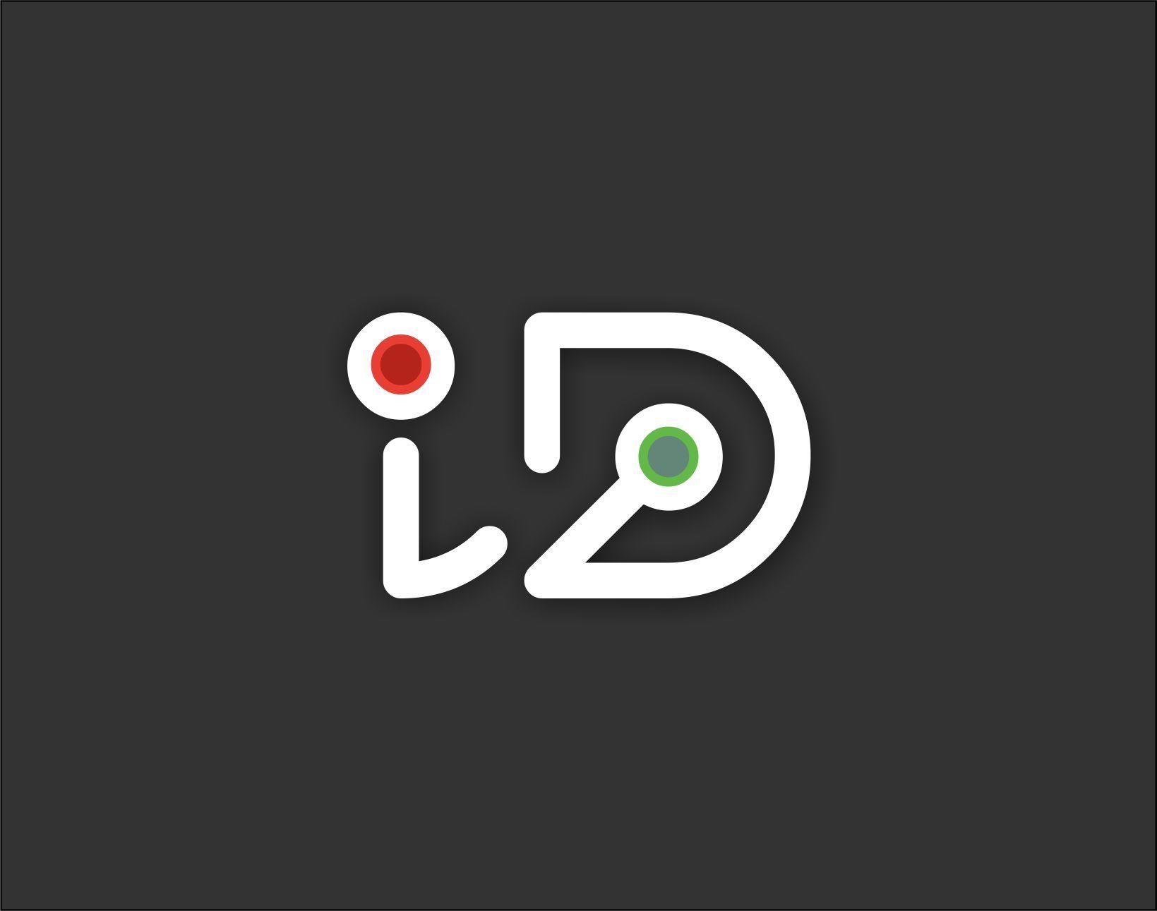 Лого и фирменный стиль для iD Такси - дизайнер denalena