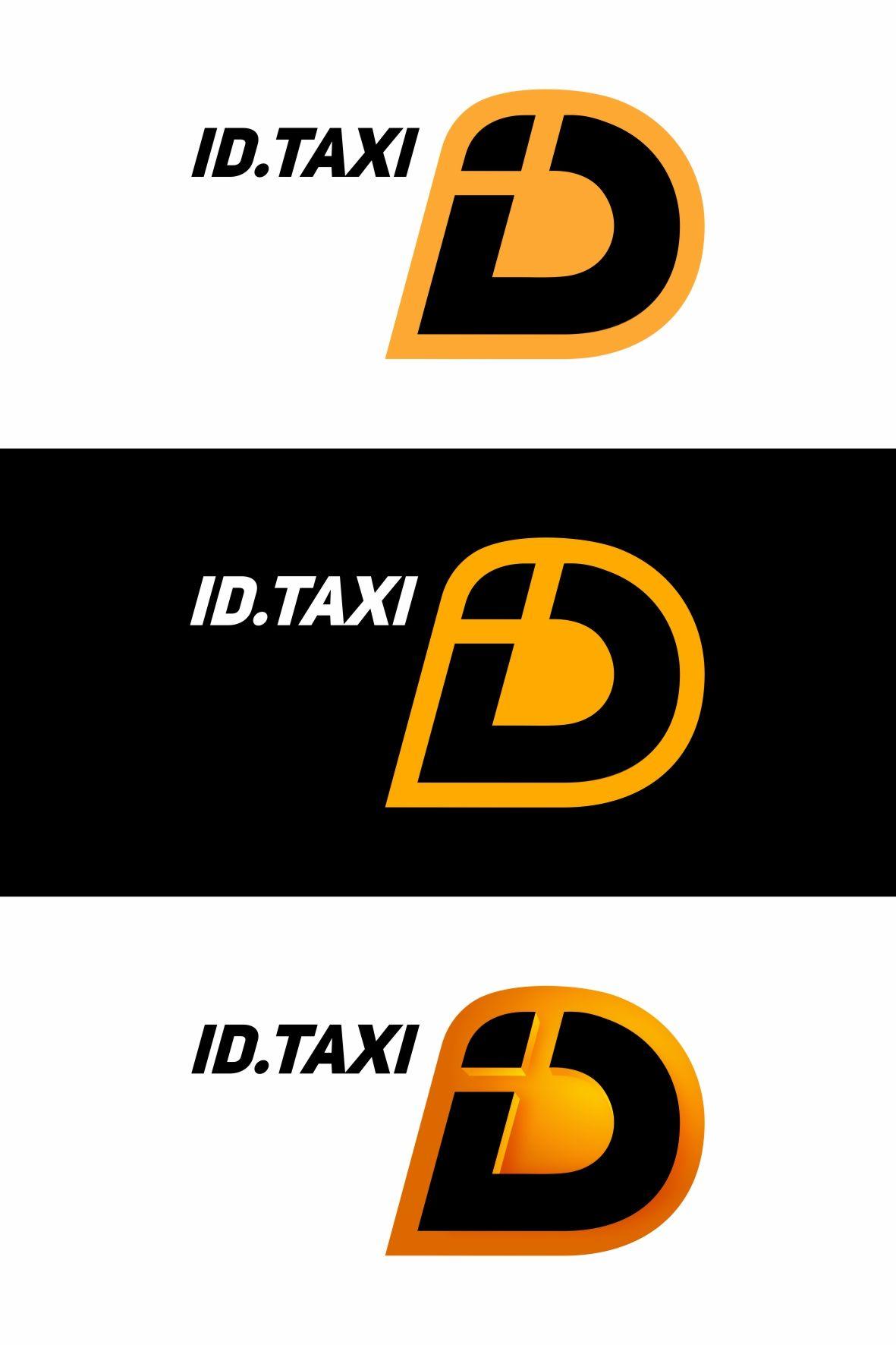 Лого и фирменный стиль для iD Такси - дизайнер izdelie