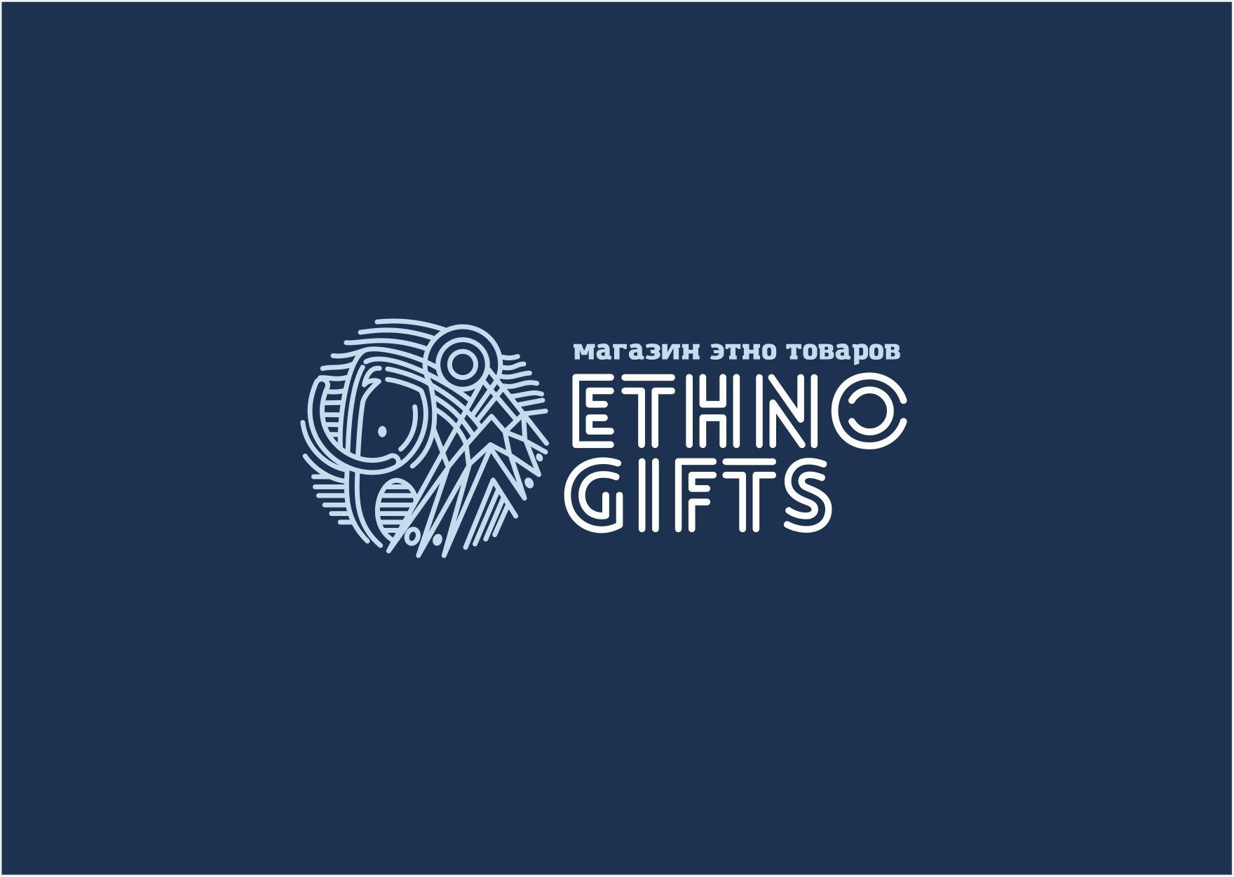 Логотип для Ethno Gifts - дизайнер kras-sky