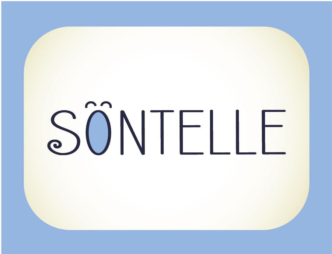 Логотип для  Sontelle SONTELLE sontelle Логотип - дизайнер trudyasha