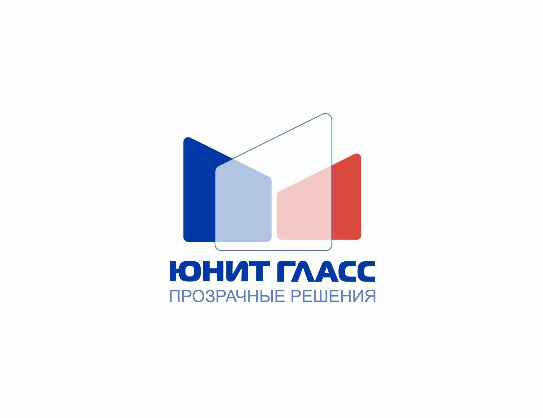 Логотип для ЮнитГласс Фабрика стекла - дизайнер valeracash