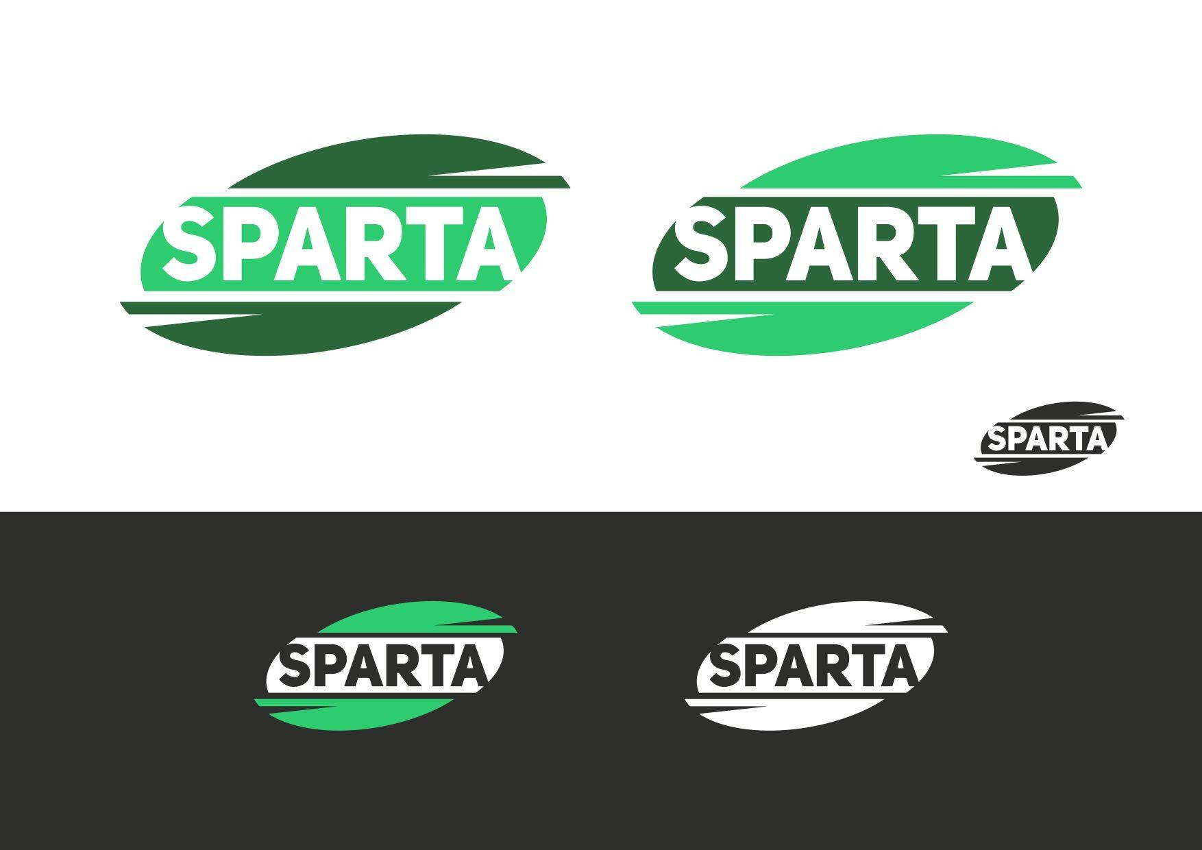 Логотип для SPARTA - дизайнер NaCl