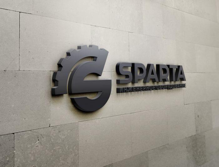 Логотип для SPARTA - дизайнер robert3d