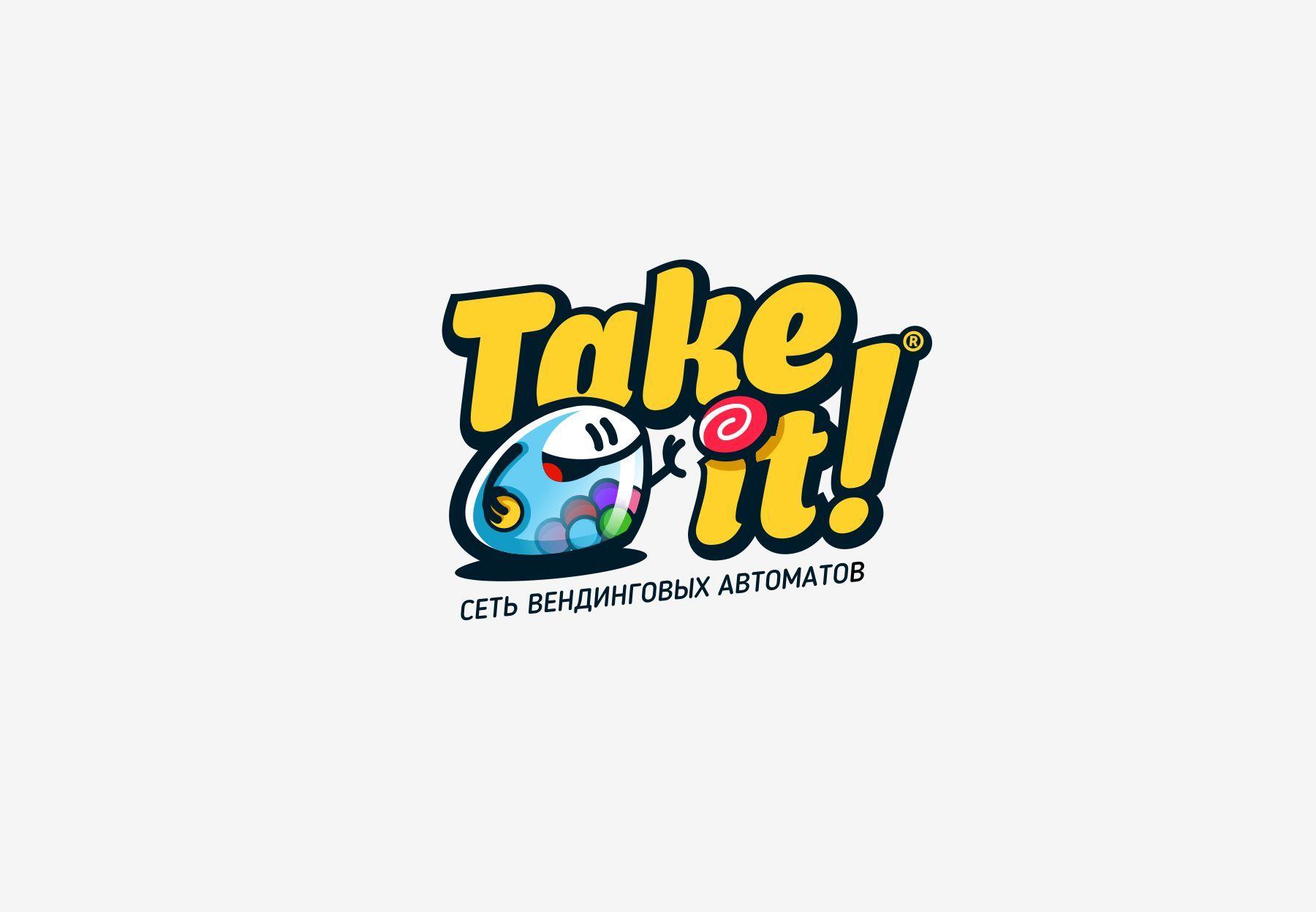 Логотип для Take it! - дизайнер kras-sky