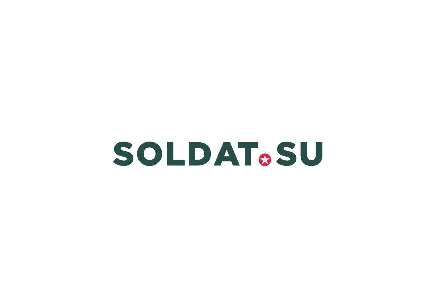 Лого и фирменный стиль для SOLDAT.SU - дизайнер degustyle