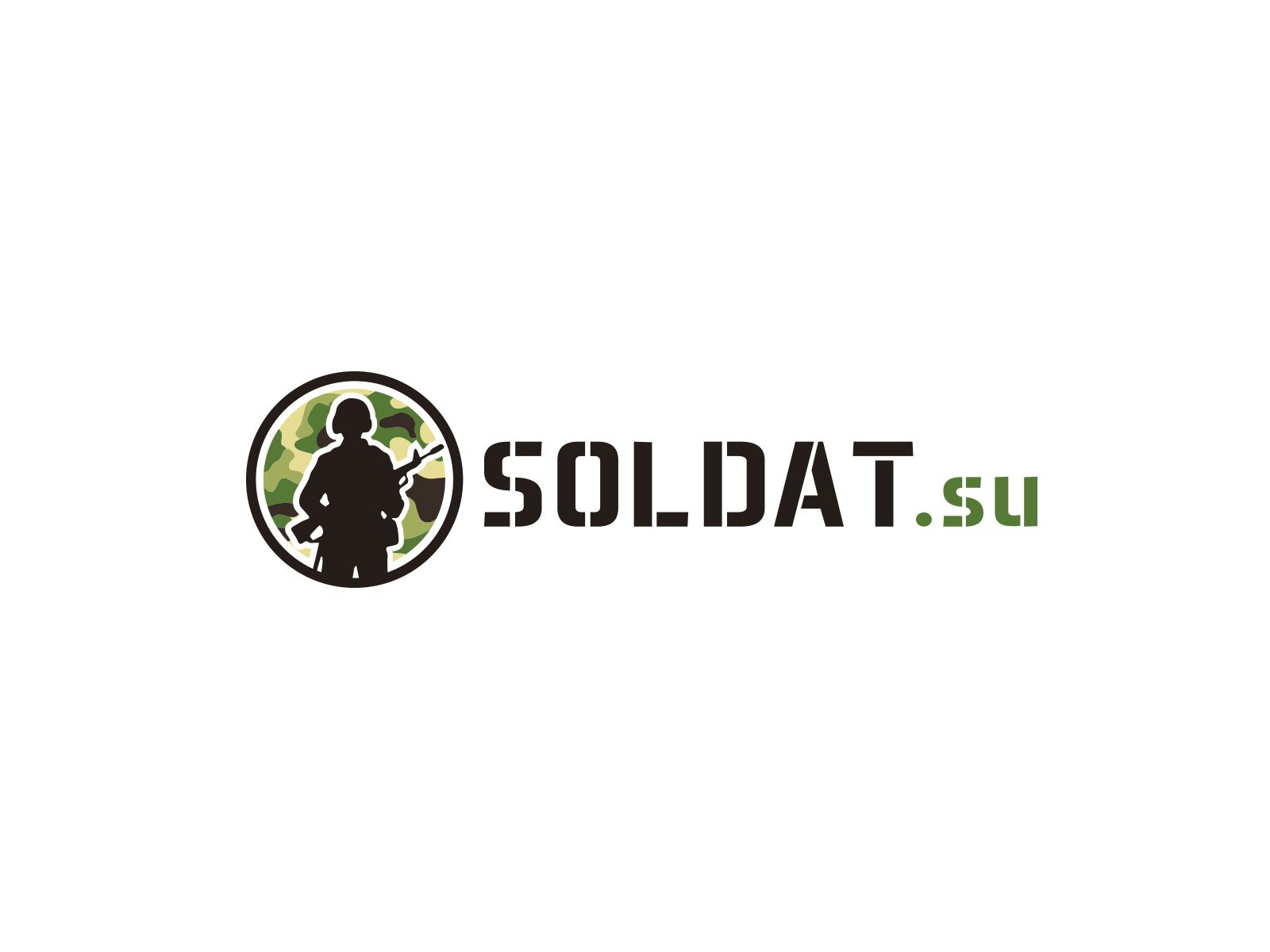 Лого и фирменный стиль для SOLDAT.SU - дизайнер funkielevis