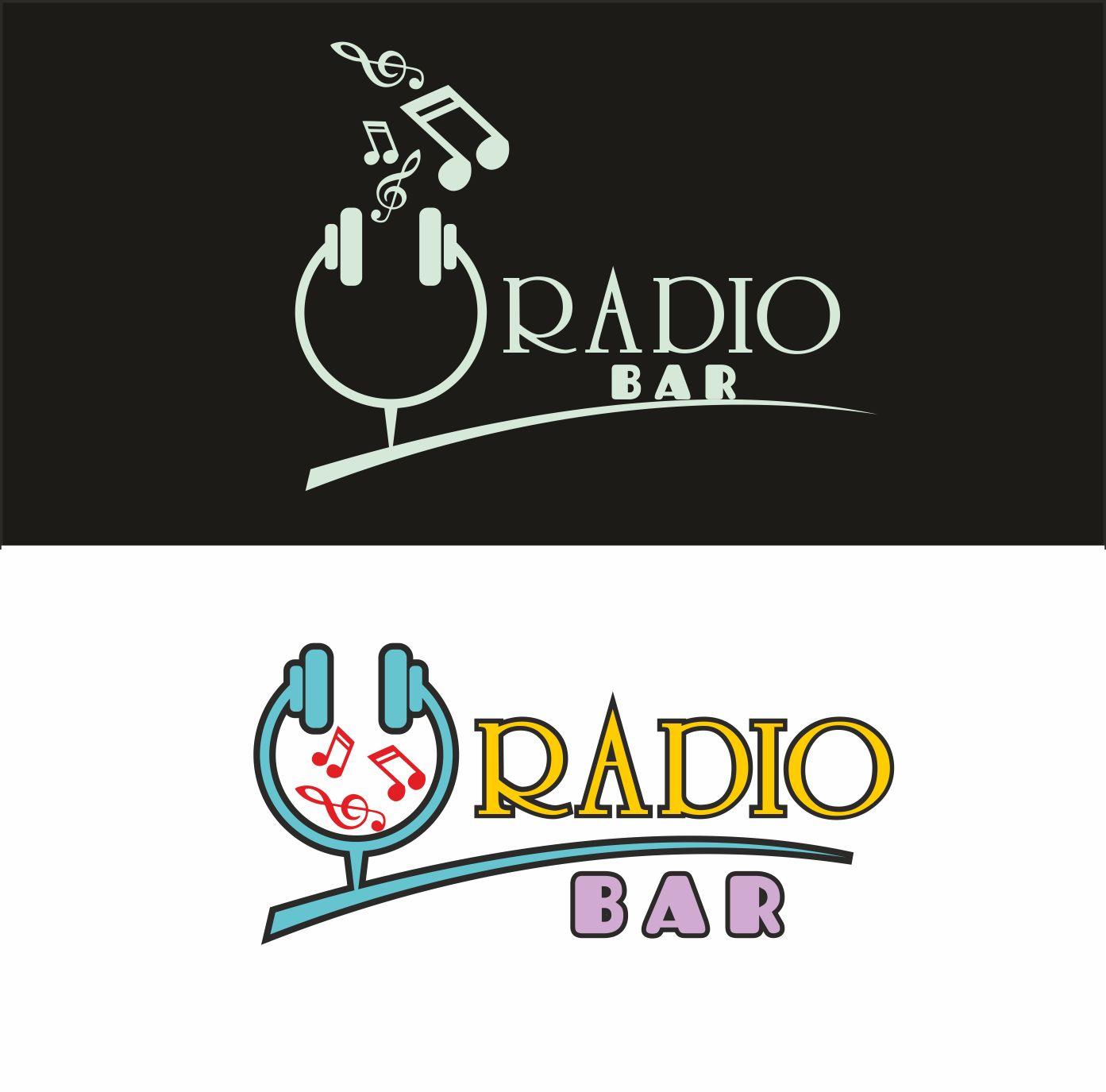 Логотип для Radio bar - дизайнер ilim1973