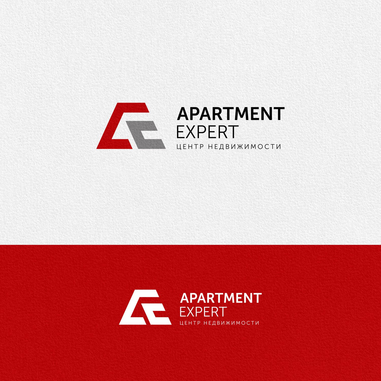 Логотип для APARTMENT EXPERT - ЦЕНТР НЕДВИЖИМОСТИ - дизайнер mz777