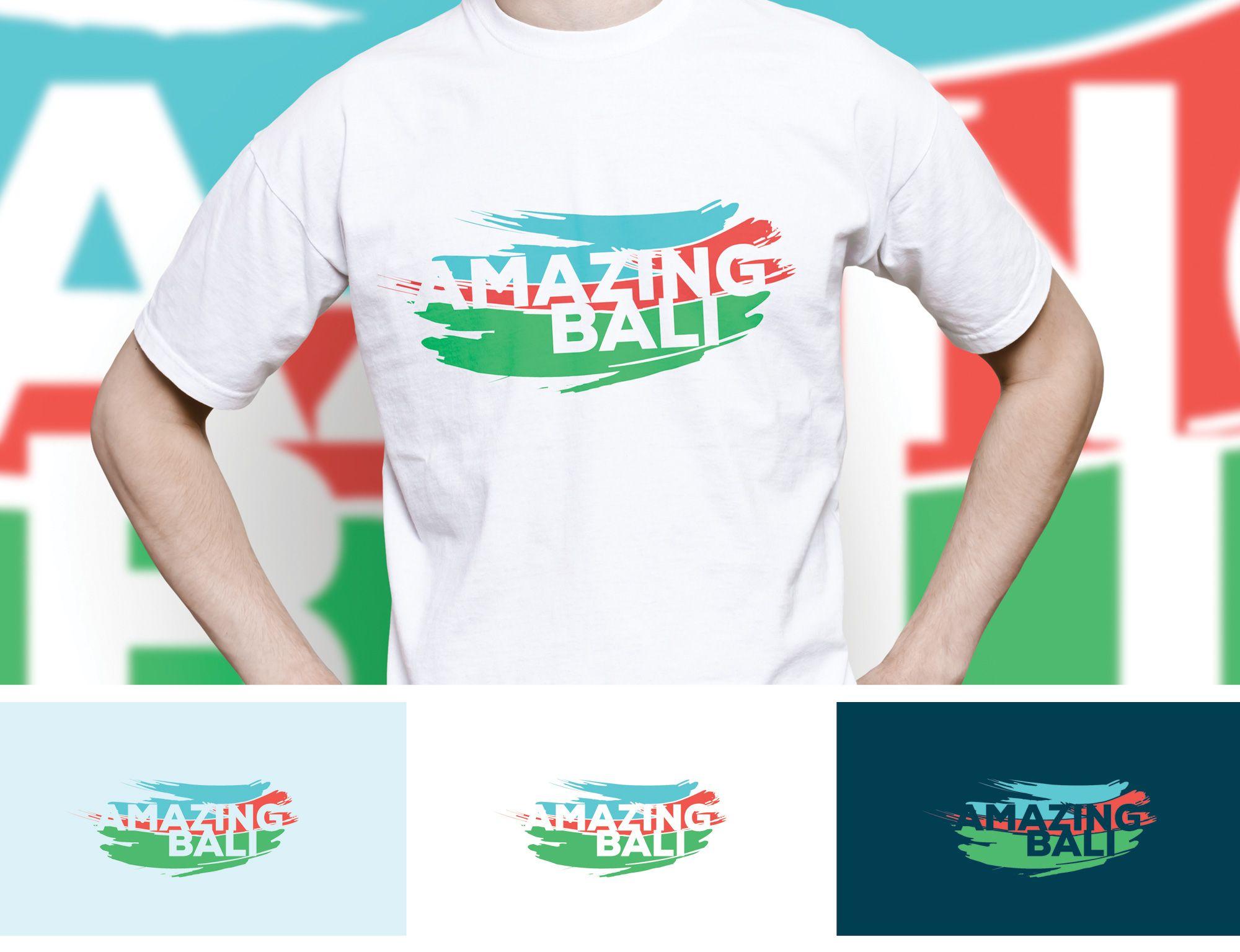 Логотип Amazing Bali - дизайнер GreenRed