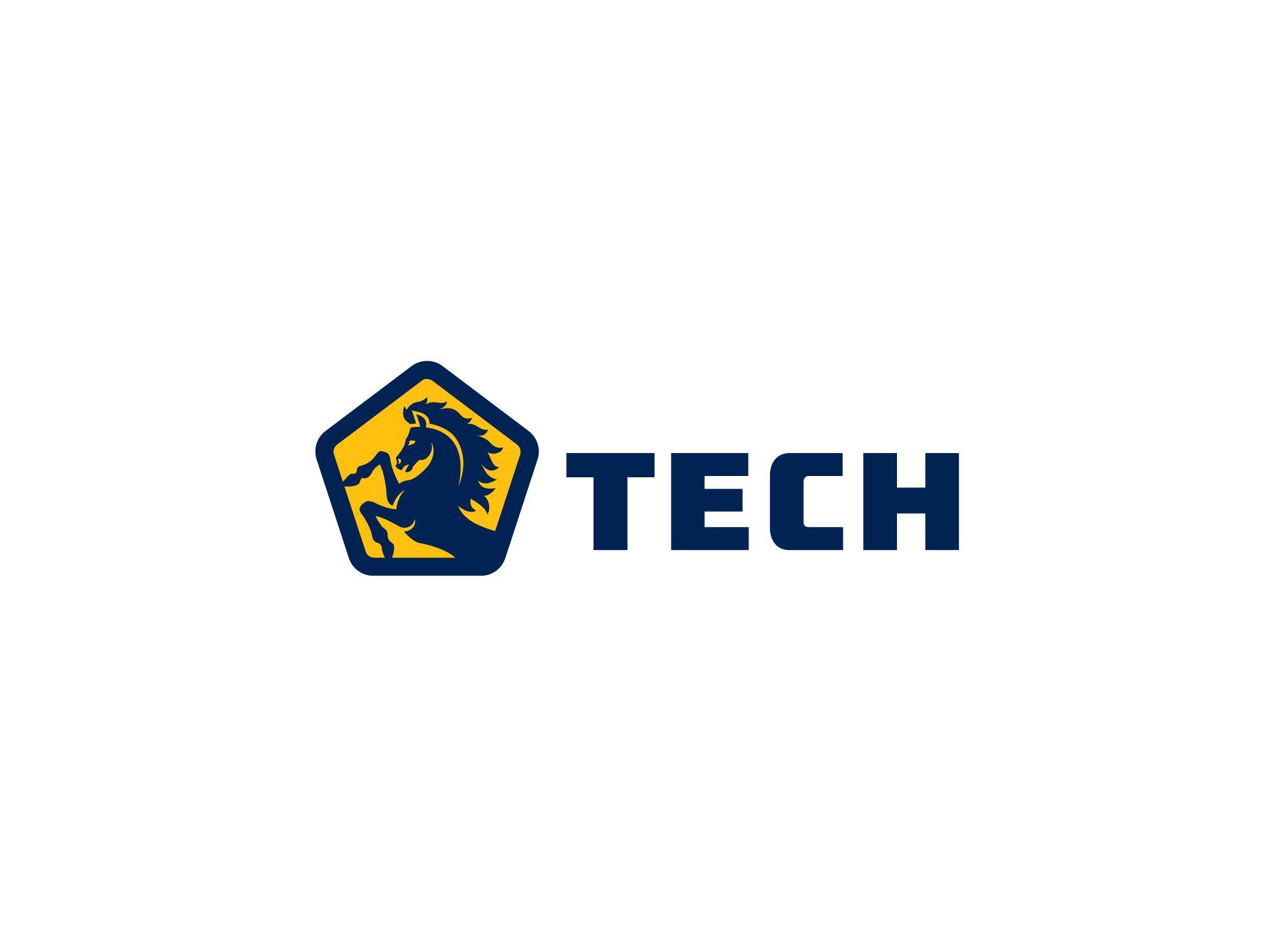 Логотип для TECH - дизайнер shamaevserg