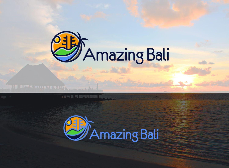 Логотип Amazing Bali - дизайнер rishaRin