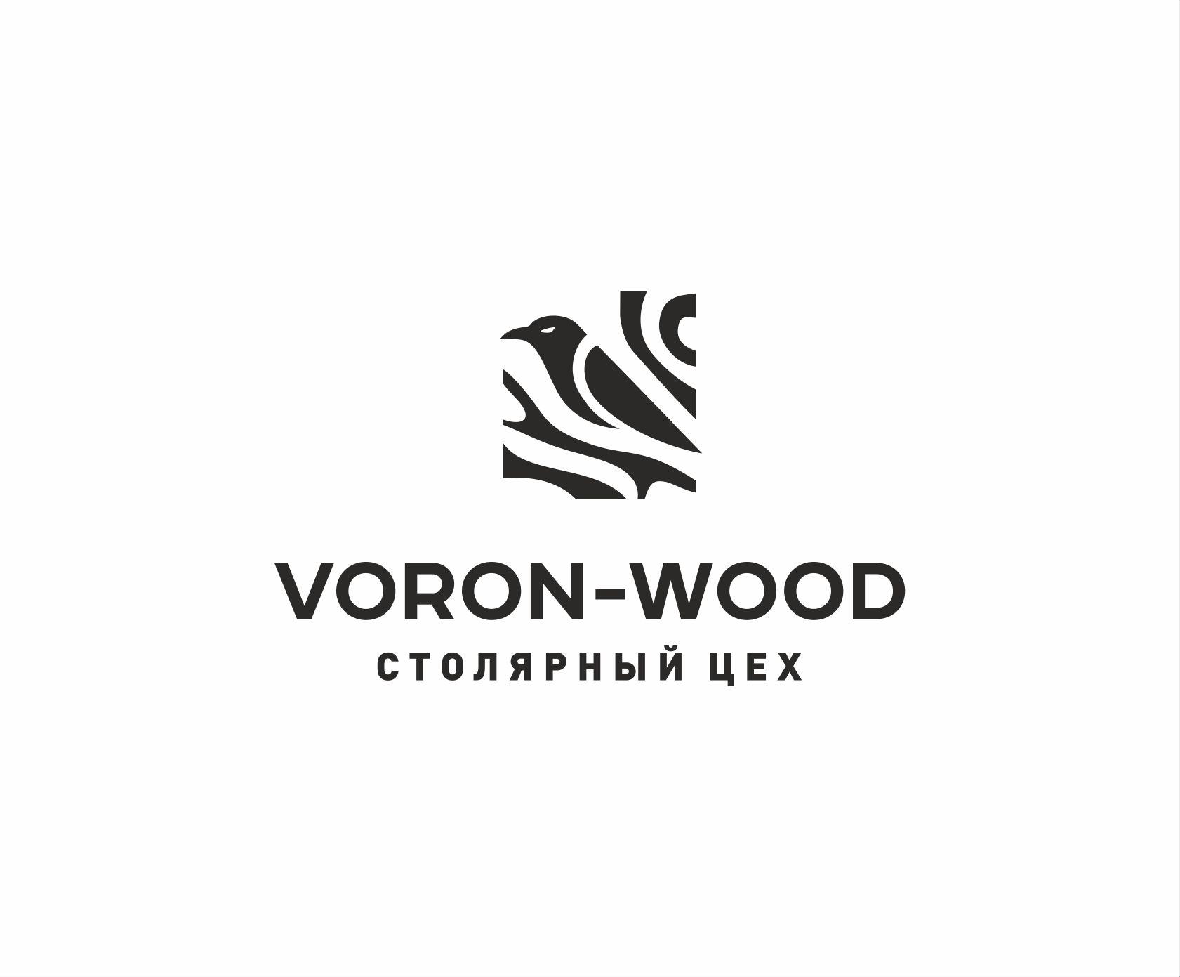 Логотип для Voron-Wood - дизайнер vadim_w